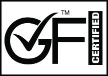 Gluten Free Certifed